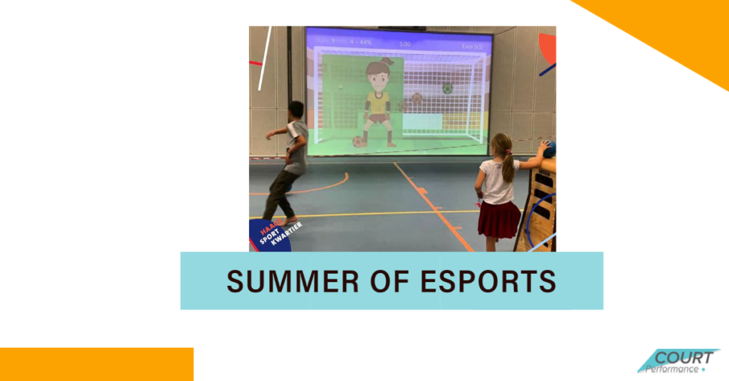 Summer of Esports blog